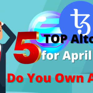 Which are the best altcoins to buy during the dip April 2021?