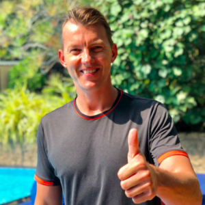 Brett Lee Donates 1 BTC to Crypto Relief to Help India Fight Back #Covid19