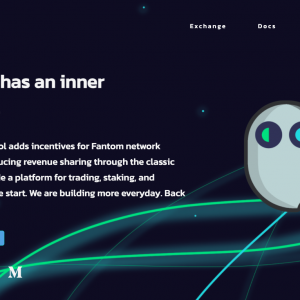 Spiritswap: AMM on Fantom Network
