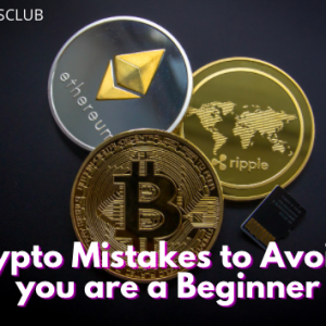 These Crypto Mistakes may WIPE OUT Your Portfolio in NO TIME: AVOID THEM