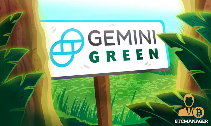 Gemini Trust bought $4 million in carbon credits to offset BTC holdings