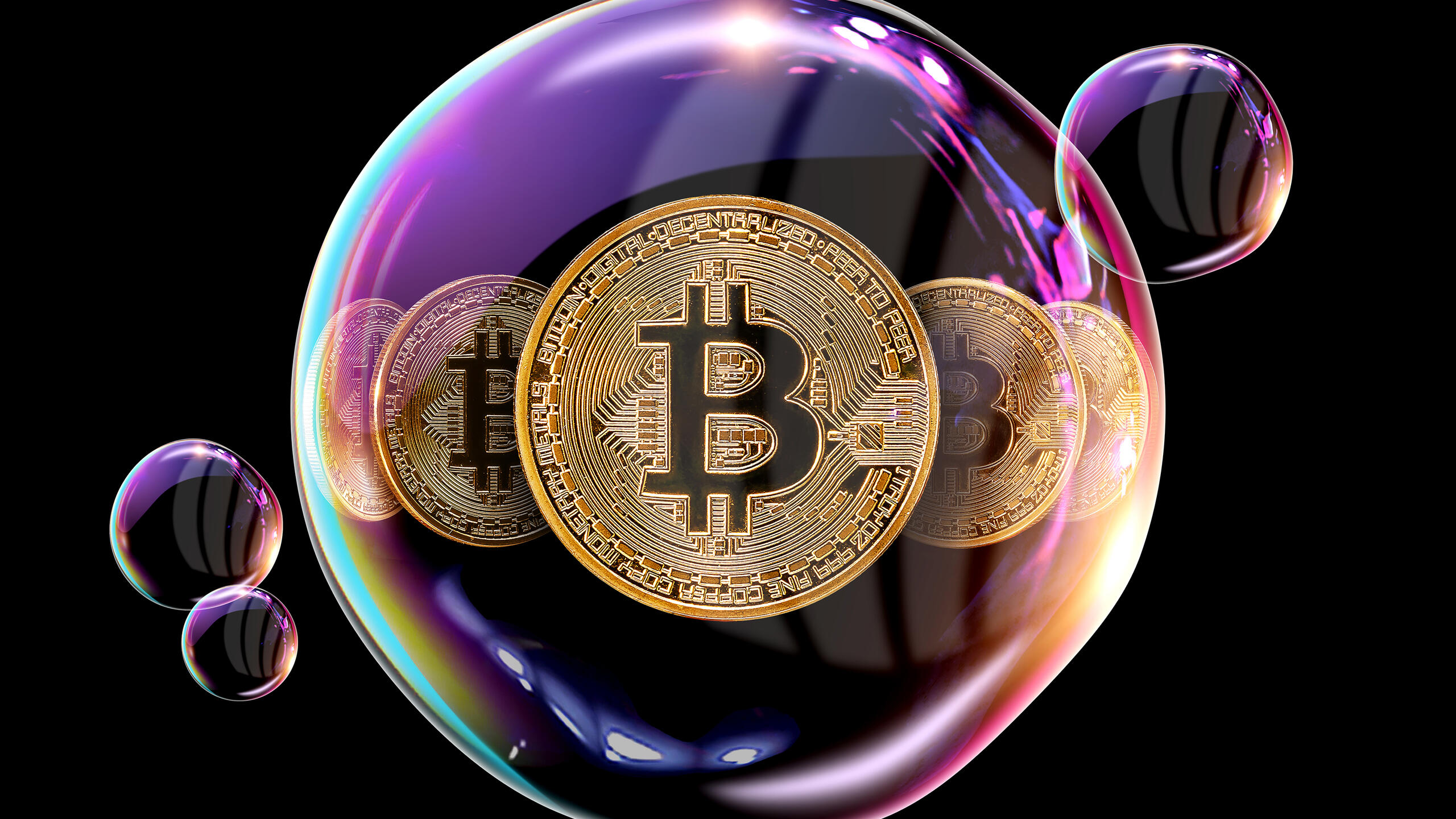 These Celebrities Think Bitcoin is a Bubble