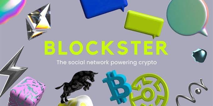 Blockster social platform