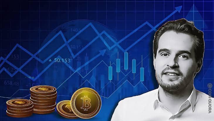 Nexo co-founder claims $100,000 BTC price target