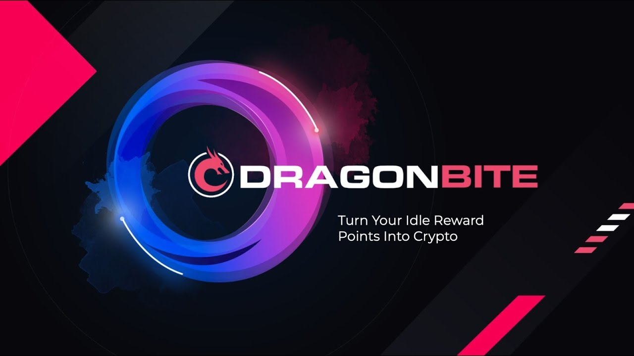 Dragonbite (BITE) Helps You Turn Your Idle Reward Points into Crypto: Project Review