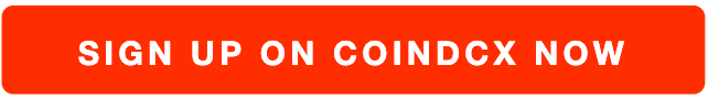 CoinDCX signup