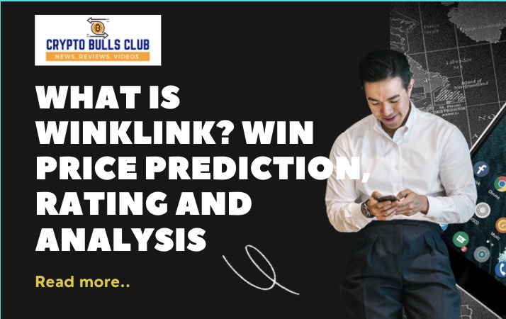 What is WinkLink? WIN Price Prediction, Ratings and Analysis