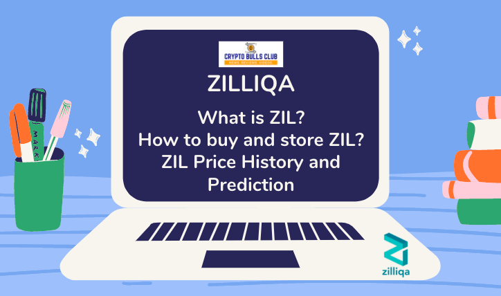 Zilliqa (ZIL) Price Prediction 2021 to 2025 | What is Zilliqa | How to Buy & Store Zilliqa