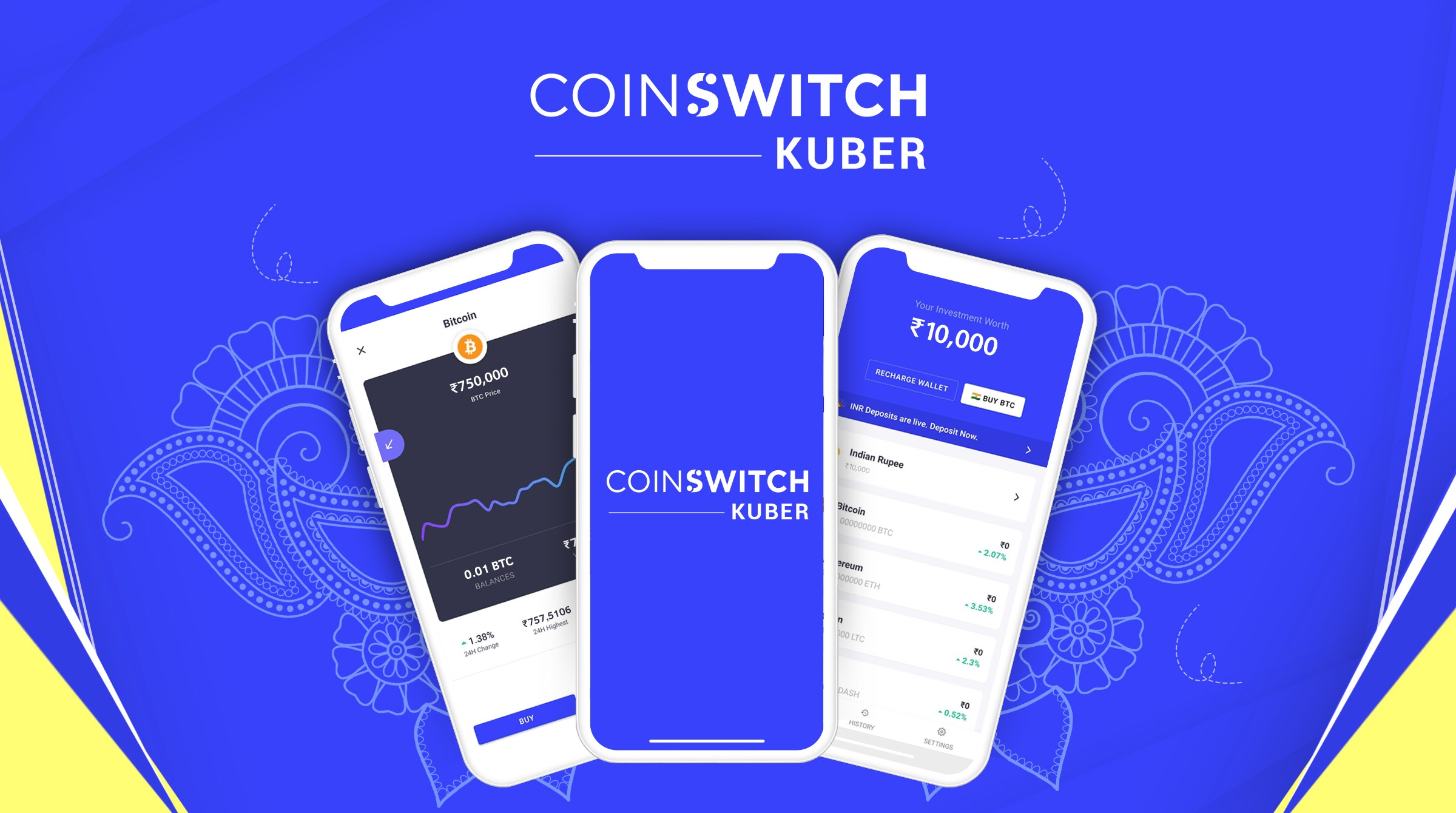 CoinSwitch Kuber: Is it the best Indian Crypto Exchange?