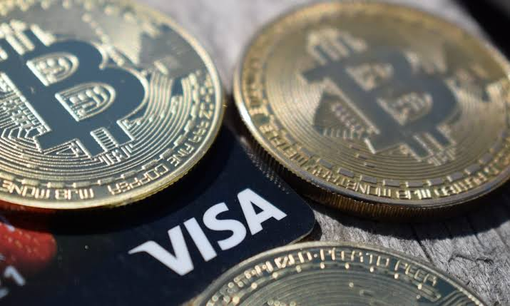 VISA reports usage of crypto-linked cards crosses $1 billion in H1 2021