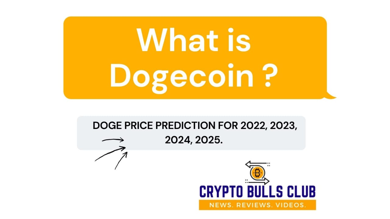 What is Dogecoin (DOGE) ? Price Predictions and Analysis