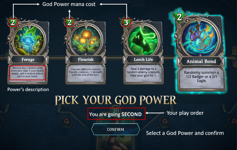 Gods Unchained : The Blockchain based Play-to-earn Game