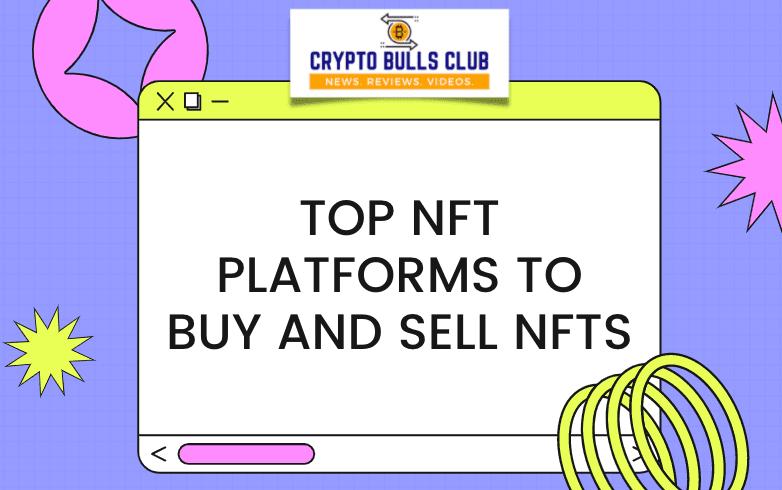 top NFT platforms