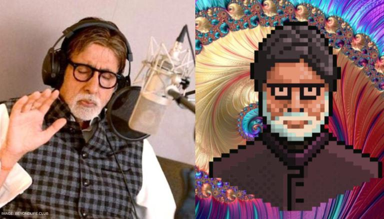 Big B is launching a NFT collection?