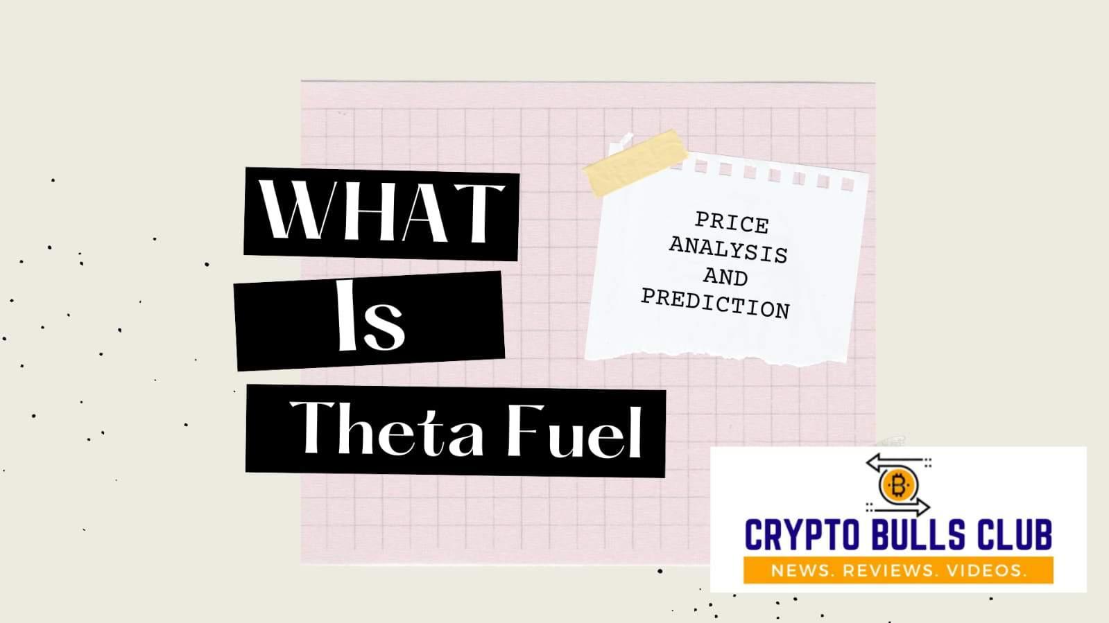 TFuel price prediction