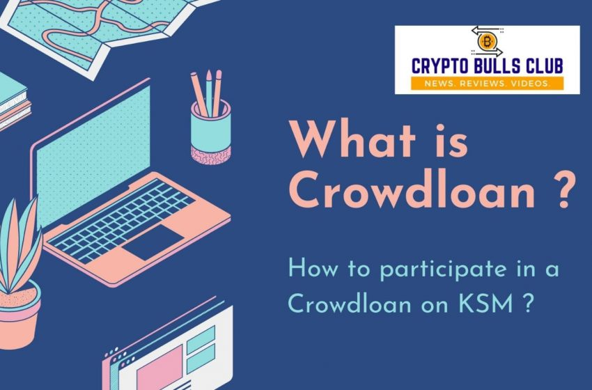What is Crowdloan? How to participate in a Crowdloan?