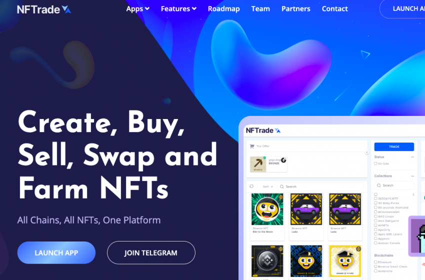 NFTrade (NFTD) to list on PancakeSwap on 24 September, 4PM – All you need to know