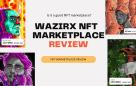 WazirX nft marketplace review