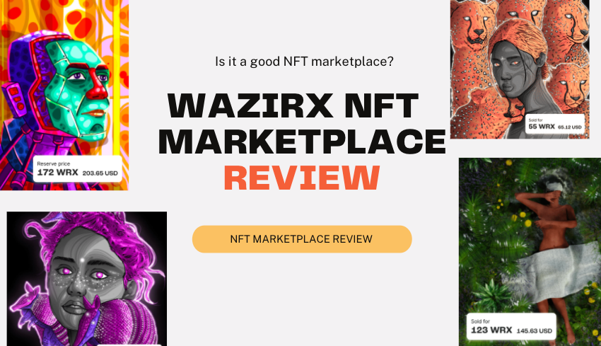 WazirX NFT marketplace Review: Best place for the Indians to trade NFTs?