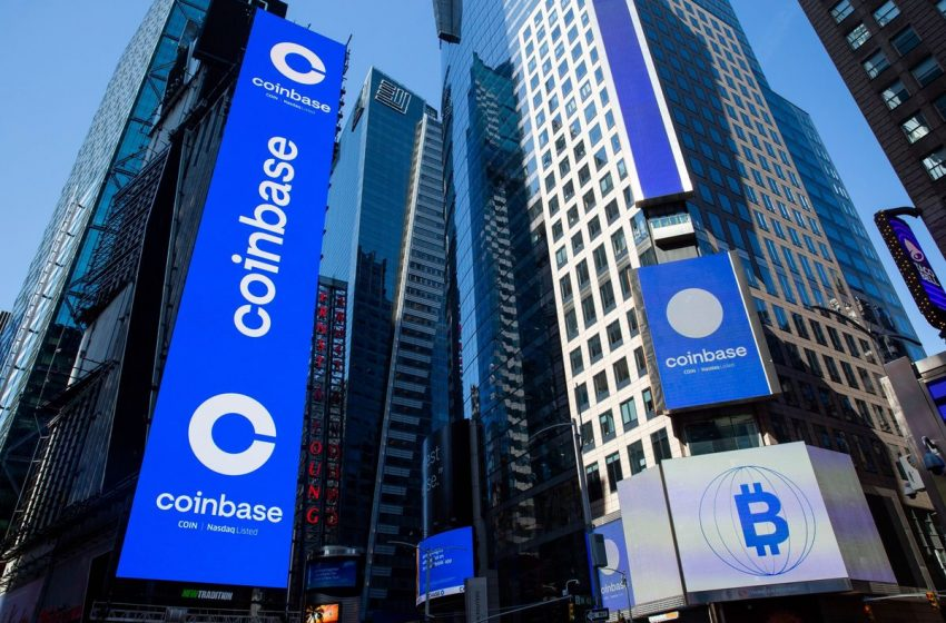 Coinbase might face legal action from the SEC