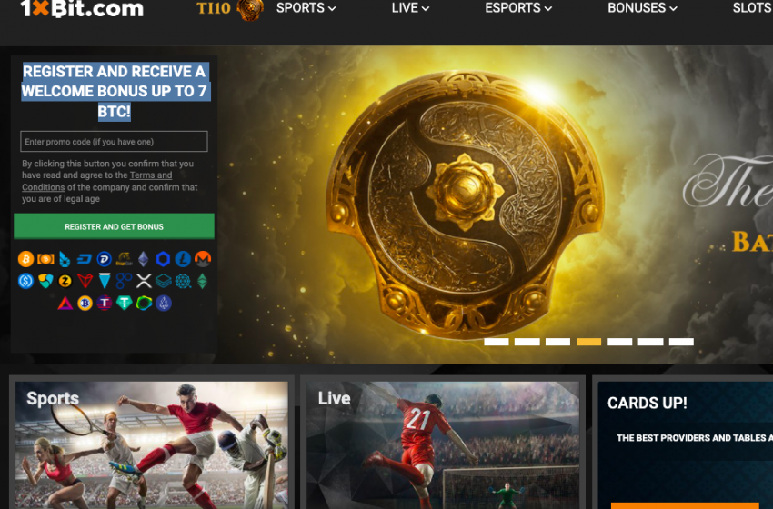 1xBit Review: Is it a Trusted Gambling and Betting Site